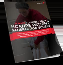 9 Ways to Boost Your HCAHPS Patient Satisfaction Scores guide