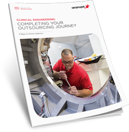 Clinical Engineering: Completing Your Outsourcing Journey guide