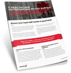 Guide: 5 Healthcare Outsourcing Myths Busted