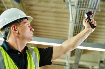Facilities worker