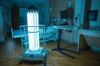 Why UV Equipment Isn't the Panacea for Infection Control